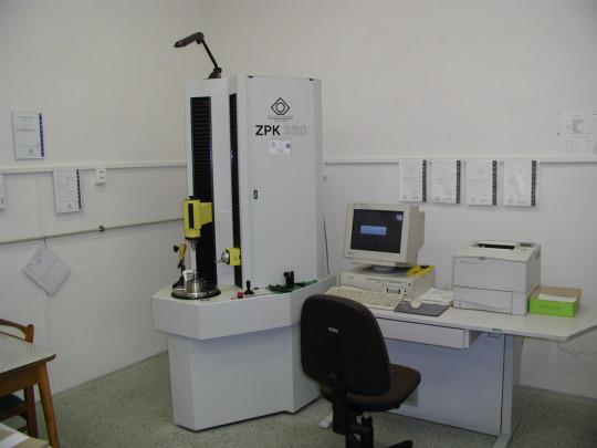 Technologie a zkoušení